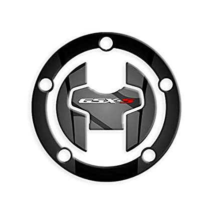PROTECTION FUEL CAP GSX-S 750//125 GP-402 Black M