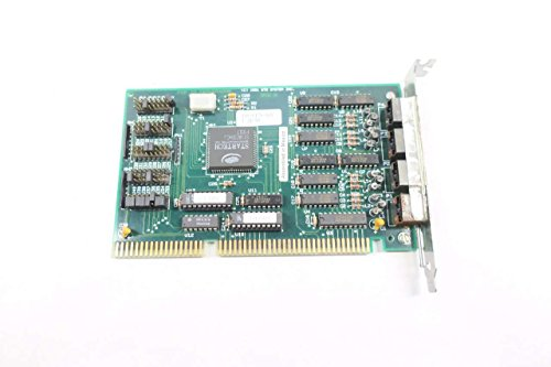(STB Systems 1X0-0170-001 Rev A Port Serial ISA Card D561880)