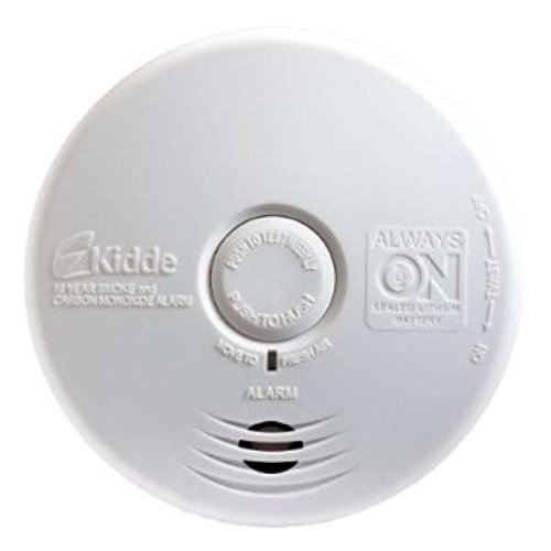 Battery Operated Combination Carbon Monoxide Photoelectric