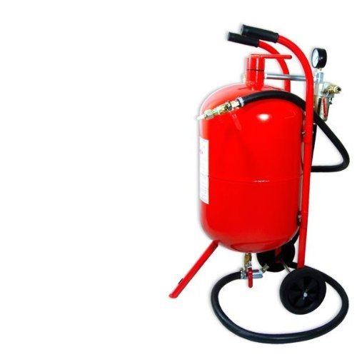 20 Gallon Air Sandblaster with Ceramic Tips by Unknown