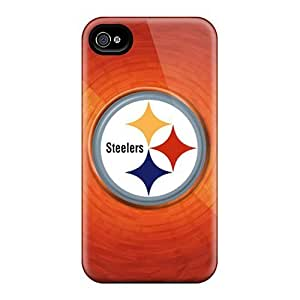 High Quality LsQ8551XeIn Pittsburgh Steelers Cases For Iphone 4/4s