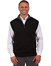 Edwards ED Garments Men's 1/4 Zip Fashion Vest