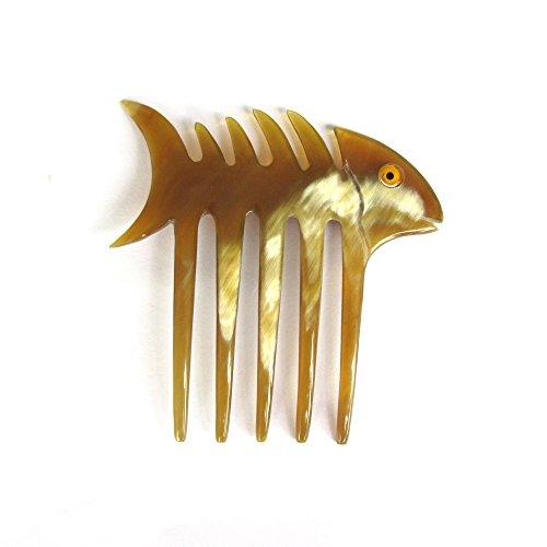 Bone Hair Pin - 9