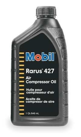 Mobil 100870 Rarus 427 Compressor Oil 1 Quart for sale  Delivered anywhere in USA