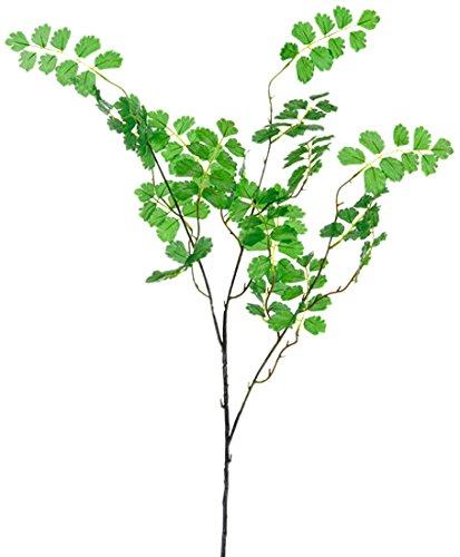 CB Imports Artificial Maidenhair Fern 83 cm Green