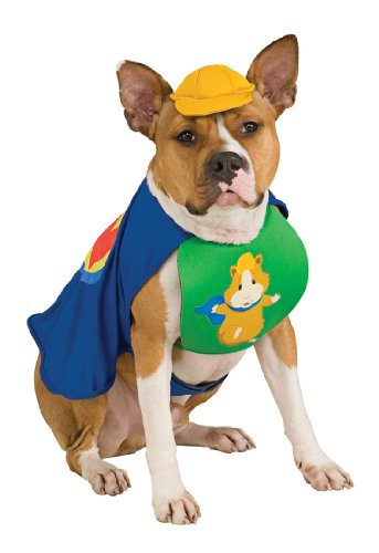 Rubie's Linny the Guinea Pig Pet Costume - (Homemade Dog Halloween Costume Ideas)
