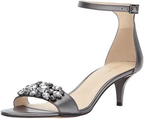 Nine West Women's Lecia Heeled Sandal