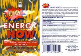 Handy Solutions Ultra Energy Now, 3 tabs Packages (Pack of 24) Review