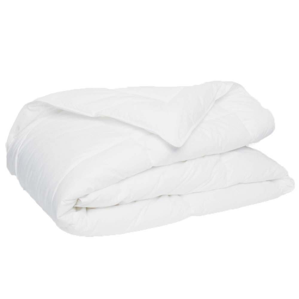 New York Mercado 100% Geniune Organic Cotton 500 GSM Box Stitched Comforter GOTS Certified Luxury Goose Down Light-Weight Italian Finish Cozy Ultra-Soft Fluffy Breathable(Twin, White)
