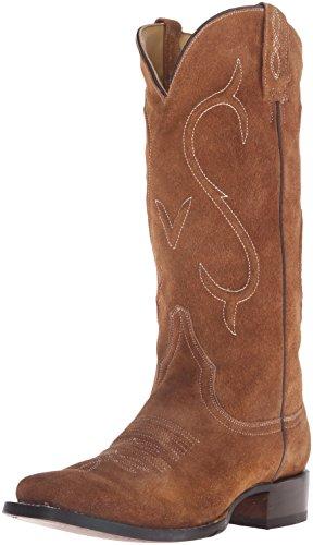 Boot Reagan Stetson Women''s Western Brown wtCxnTHq