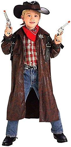 Forum Novelties Desperado Cowboy Child Costume, Large