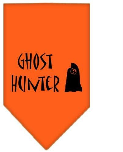 Ghost Hunter Screen Print Bandana Orange Small Case Pack 24 Ghost Hunter Scre... by DSD