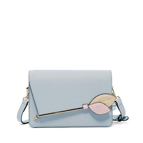 mini brown épaule mesdames sac Blue les avec 14 concorde 18 21 5cm petit la sac tout 8n8q6CTI