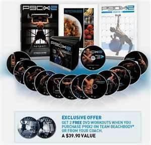 P90x2: The Next P90x DVD Series Base Kit by P90x2 (Image #5)