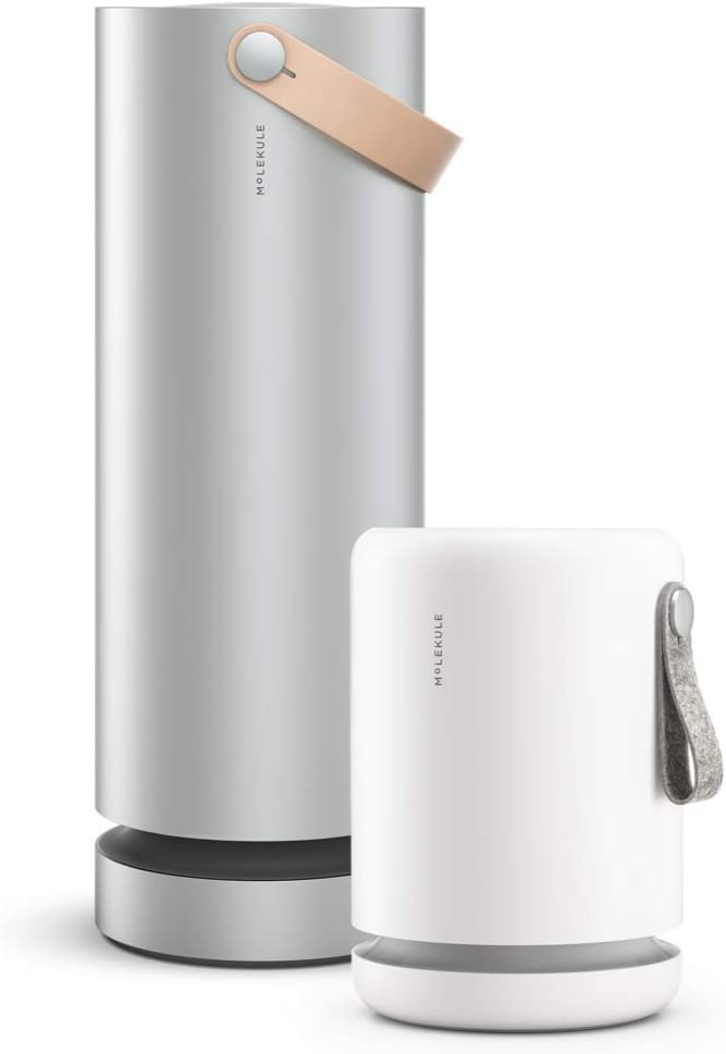 Molekule Air Air Mini - Multi-Space Air Purifier Bundle