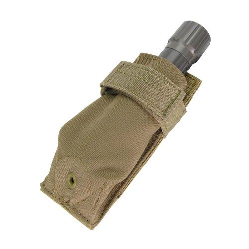 CONDOR Flashlight Pouch (Tan)