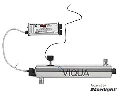 Viqua VH410M UV Water Purification System, 18GPM 120VAC (NEMA 5-15P) MONITORED