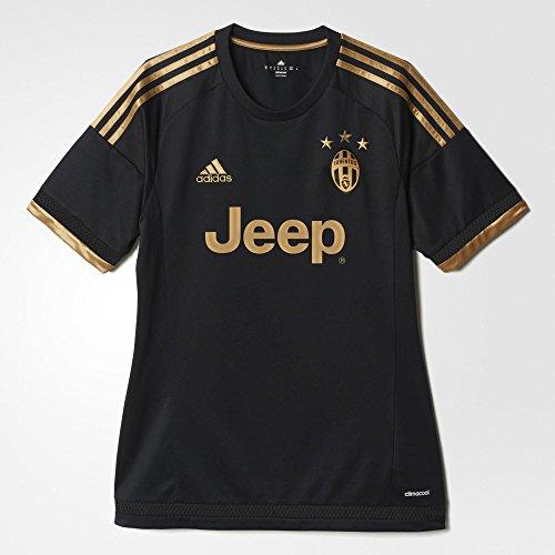 Adidas Juventus 3rd Jersey-BLACK - Import It All 19b01e72b