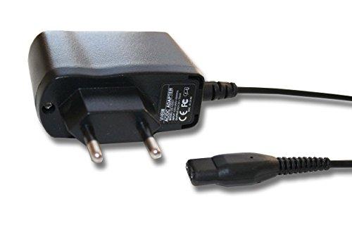 vhbw 220V Netzteil Ladegerät Ladekabel (70mA) für Philips Bodygroom T2020, T2021, T2022, T2023, T2030, TT2000, TT2020, TT2021 wie Philips PHE00980.