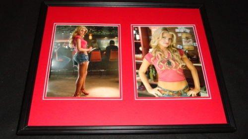 Jessica Simpson The Dukes of Hazzard Daisy Framed 16x20 Photo (Jessica Simpson Daisy)
