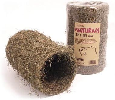 Pack of 4 Naturals Hay n Hide Sml