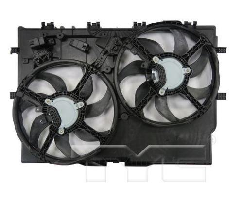2017 Cooling - TYC 623730 RAM Replacement Cooling Fan Assembly