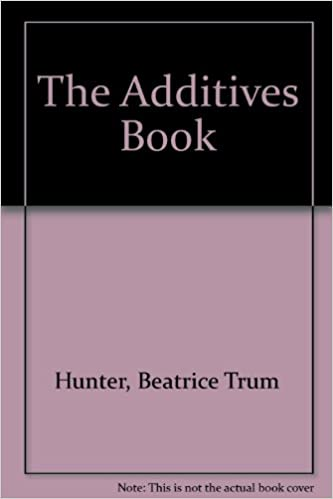 amazon beatrice trum hunter s additives book beatrice trum