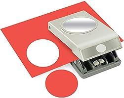 """EK Tools - Perforadora circular, nuevo empaque, 2.5"""" (6 cm)"""