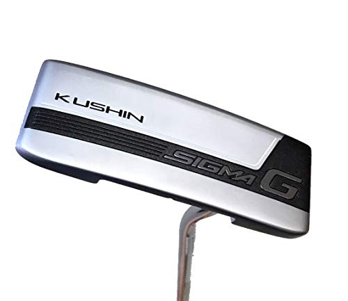 PING Sigma G Kushin Putter (PING PP60 Pistol Putter Grip - Midsize) (Right, 35)