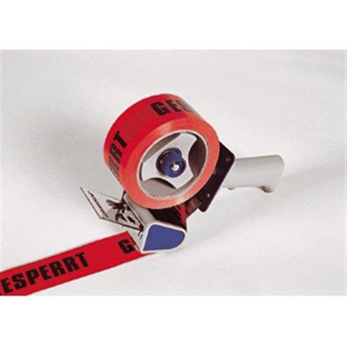 Handabroller für Packbänder, Klebebänder bis zu 50 mm Breite