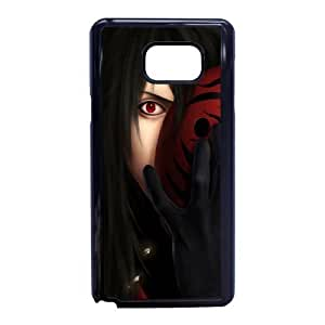Samsung Galaxy Note 5 Cell Phone Case Black NARUTO F5112893