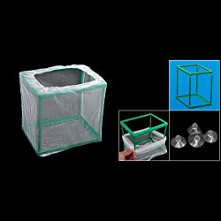 TOOGOO(R) Aquarium Fish Tank Fry Net Breeder Breeding Hatchery