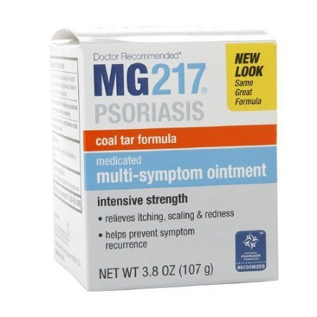 MG-217 Medicated Multi-Symptom Ointment, Intensive Strength 3.8 oz (107 g) by AB (Best Oral Steroid For Strength)