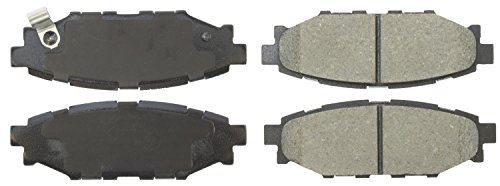 StopTech 309.11140 Street Performance Rear Brake Pad