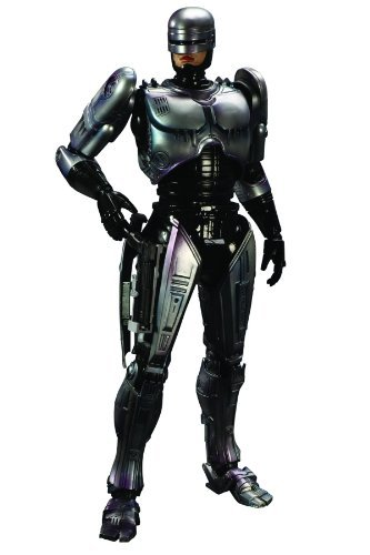 Square Enix Play Arts Kai 1987 Robocop Action Figure