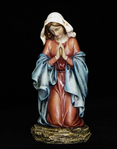 ひざまづくマリア 聖母マリア キリスト教 B00HTH5FL6