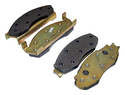 Crown Automotive J8131785 Disc Brake Pad Crown Automotive Brake Pad