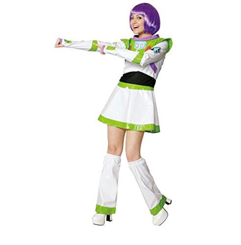 Disney Toy Story Costume - Buzz Lightyear - Teen/Women's XS/S (Buzz Lightyear Costume For Teenager)