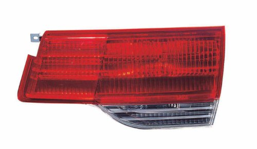 Depo 317-1331R-AS Honda Odyssey Passenger Side Inner Tail Lamp Assembly with Bulb and (Inner Tail Light Lamp)