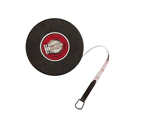 Champion Sports Closed Reel Measuring Tape, 100' ()