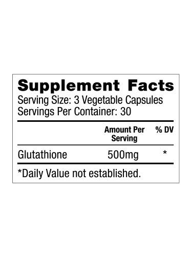 Bulletproof Glutathione Force, Master Antioxidant for Detox and Immune Support (90 Capsules)