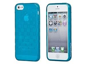 Escher Case for iPhone® 5/5s - Translucent Blue