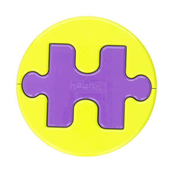 Kyjen Jigsaw Glider Dog Games Puzzle Toy 1