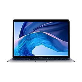 Apple MacBook Air (13-inch, 8GB RAM, 256GB Storage, 1.6GHz Intel Core i5) – Space Gray (Previous Model)