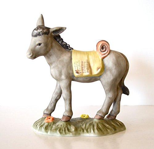Goebel - Berta Hummel Nativity - Donkey standing 26/M - 5 1/