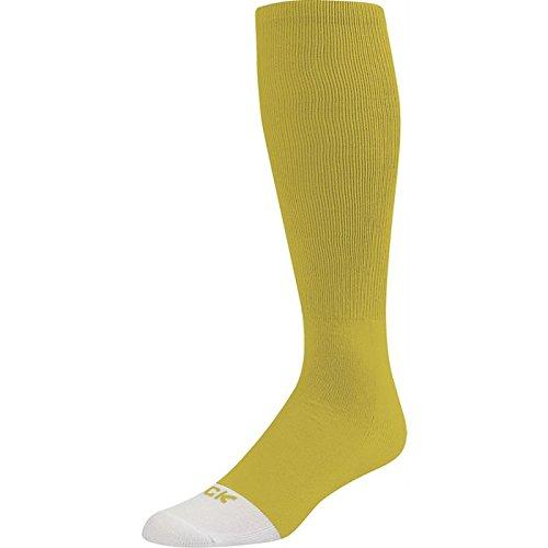 Twin Cityニット大人用Prosport Sock B073X3TGXD ゴールド(Vegas Gold) X-Large X-Large|ゴールド(Vegas Gold)