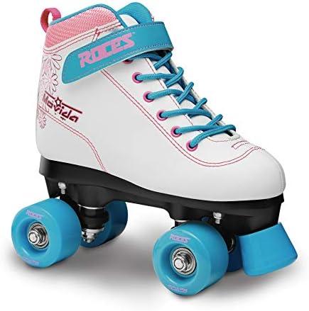 Roces Womans Inline Outdoor Skates R-300 Silver//Blue