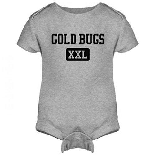 Baby Gold Bugs XXL Fan: Infant Rabbit Skins Lap Shoulder Creeper