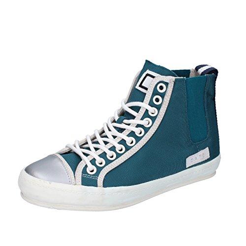 D.A.T.E. Date Sneakers Mujer 37 EU Verde Textil