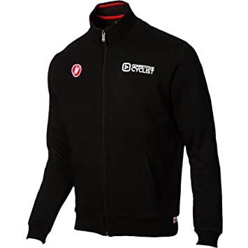 Castelli Competitive Cyclist Race Day Track Jacket Black 23996a97b
